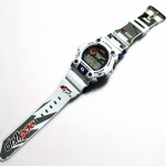 Formula Drift launches third G-Shock watch