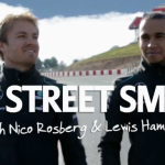 Allianz promotes road safety with Nico Rosberg & Lewis Hamilton