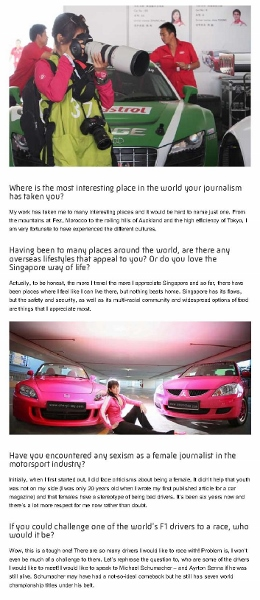 Interview with Cheryl Tay Singapore's No1 Female Motorsport Journalist_2 (260x600)