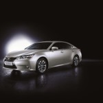 New Lexus ES model range for Singapore