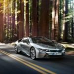 The BMW i8 at a glance
