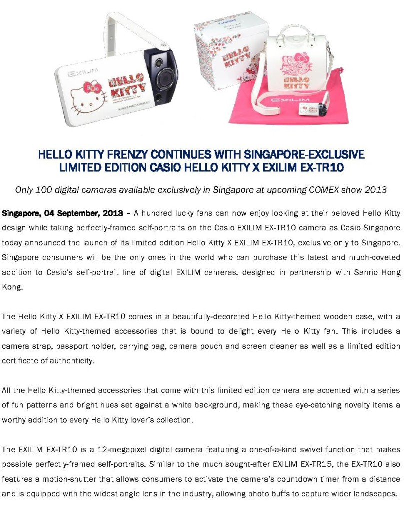 PressRel_Casio_Hello Kitty X EXILIM EXTR10_1