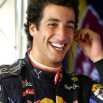 Daniel Ricciardo aims to finish on the podium with Vettel