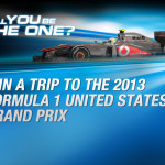 Mobil 1's 'Will You Be The One' contest