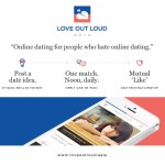 Love Out Loud Asia: A twist to traditional online dating