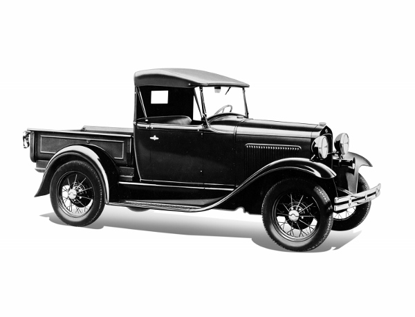 1930 Ford Model A Roadster pickup truck (600x458)