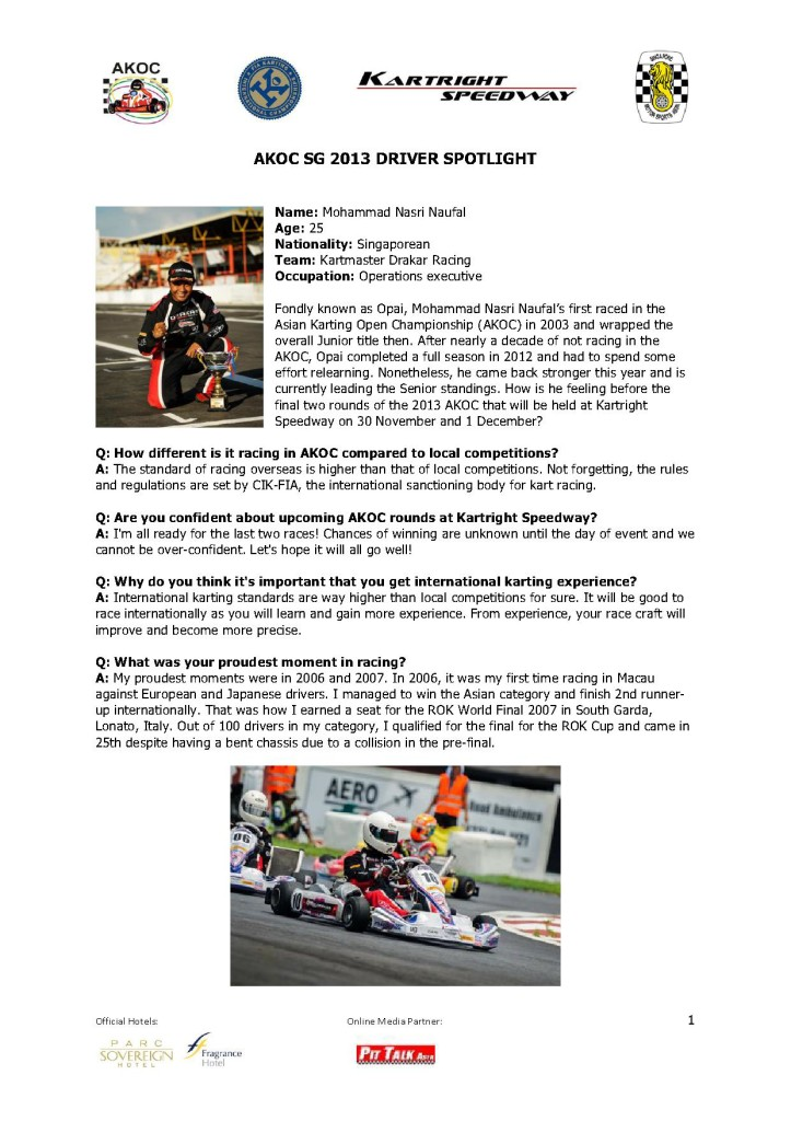 DRIVER SPOTLIGHT - Opai, Singapore_1