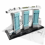 Marina Bay Sands LEGO Architecture launched