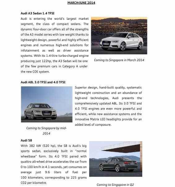 Press Release_Brace yourself Audi unveils new models coming to Singapore in 2014_2 (566x800)