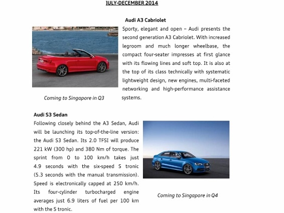 Press Release_Brace yourself Audi unveils new models coming to Singapore in 2014_3 (566x800)