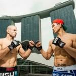 UFC Singapore: Square-offs