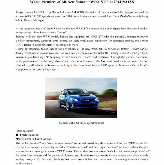 2015 WRX STI - FHI Press Release_1 (566x800)