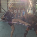 Muay Thai at Sor Vorapin