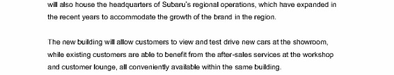 Press Release - NEW MULTI-BRAND SHOWROOM TO HOUSE NISSAN AND SUBARU CARS_2 (566x800)