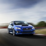 "World Premiere of All-New Subaru ""WRX STI"" at 2014 NAIAS"