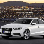 The Audi A3 Sedan Unveiled in Singapore