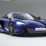 Official Photos of the McLaren 650S