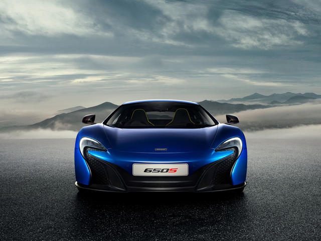McLaren-650S-front