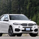 The new BMW X5 M50d arrives in Singapore