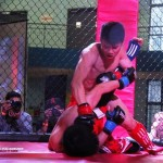 Evolve MMA signs young Singaporean fighter