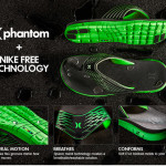 Hurley Phantom + Nike Free Technology