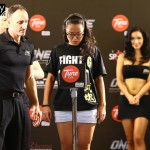 ONE FC bout between Sherilyn Lim and Ann Osman cancelled