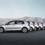 40 years of Volkswagen Golf
