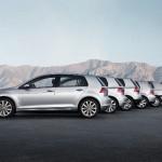 40 years of Volkswagen Golf
