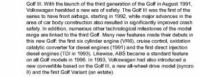 40 years of Golf - 3