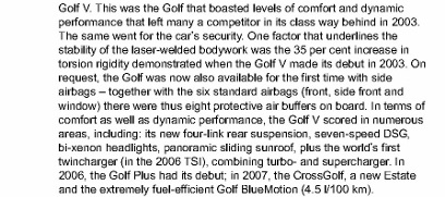 40 years of Golf - 5