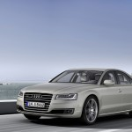 The new Audi A8 to debut at Audi Fashion Festival 2014