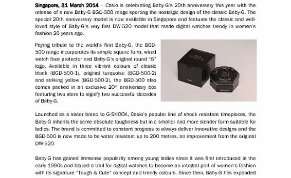 Casio_Baby-G BGD-500 20th Anniversary Model_Media Release_1 - Copy (566x800)