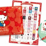 SingPost launches limited edition Hello Kitty stamps