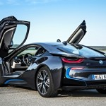 BMW i8 deliveries to customers in Europe starting in June 2014