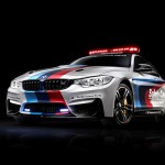 BMW M is official car of MotoGP