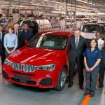 BMW X7 is confirmed for production in Spartanburg
