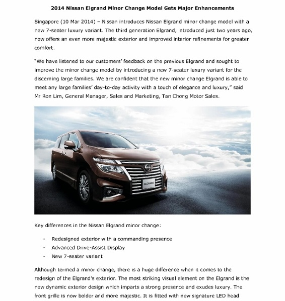 Press Release - 2014 Nissan Elgrand Minor Change Model Gets Major Enhancements_1 (566x800)