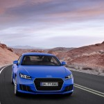 Audi TT and Audi TTS celebrate world premiere at Geneva Motor Show