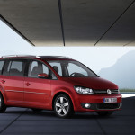 The new Volkswagen Touran TDI