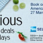 American Express and HungryGoWhere present 30licious – $30 culinary treats for 30 days
