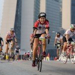 My first OCBC Cycle Singapore 2014 done and dusted!