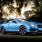 Bentley's electric future debuts in Beijing
