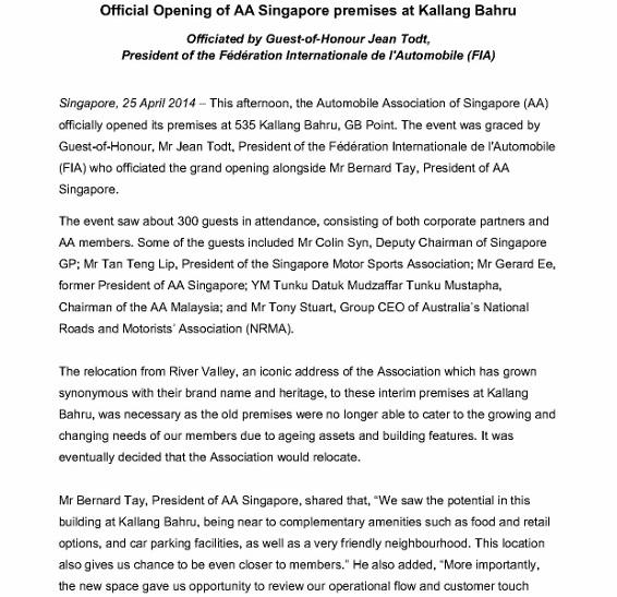 AA Singapore opening (1)