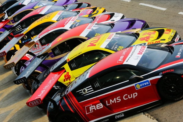 Cup Cars lined up at Zhuhai for the test weekend (600x400)