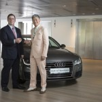 Dick Lee named Brand Ambassador for Audi Singapore