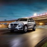 BMW eDrive meets BMW xDrive: The BMW Concept X5 eDrive
