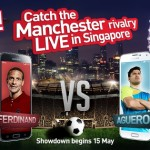 SingTel and Samsung bring Rio Ferdinand and Sergio Agüero to Singapore