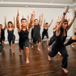 The Willpower Method X Momentum Lab: Working out barefoot