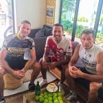 Jenson Button's training at Thanyapura helped overcome weight problem