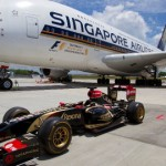 Singapore Airlines is new title sponsor for Formula One Singapore Grand Prix
